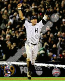 Alex Rodriguez Game Six of the 2009 ALCS Photo