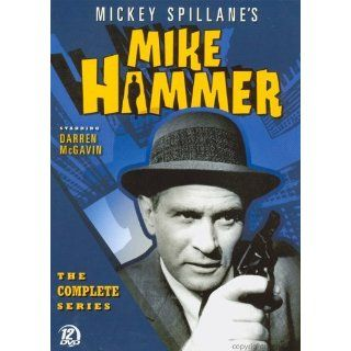 Mickey Spillane s Mike Hammer  The Complete Series Darren