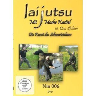 Iaijutsu, die Kunst des Schwertziehens, 1 DVD Moshe