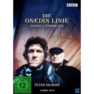 Die Onedin Linie   Vol. 5: Episode 53 62 (4 Disc Set):