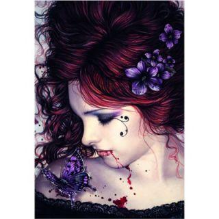 41267 Educa Puzzle 1000 Teile Victoria Frances Der Schmetterling