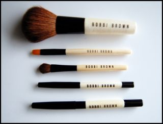 BOBBI BROWN 5 Mini Pinsel Reise Set