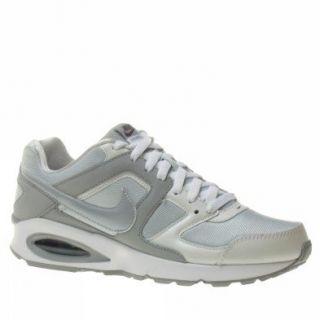 Nike Air Max Chase Textile 488058 50 Damen Laufenschuhe Weiss