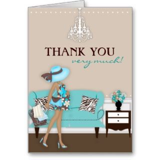 , Note Cards and African American Baby Shower Greeting Card Templates