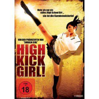High Kick Girl Rina Takeda, Tatsuya Naka, Kumi Imura