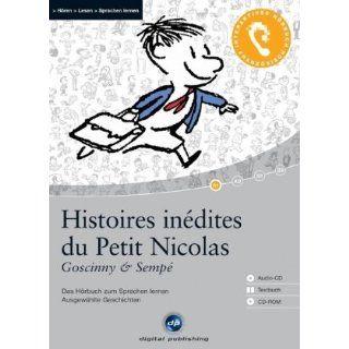 Histoires inédites du Petit Nicolas Das Hörbuch zum Sprachen lernen