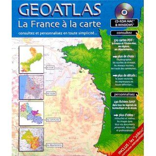 Géoatlas : La France à la carte: Software