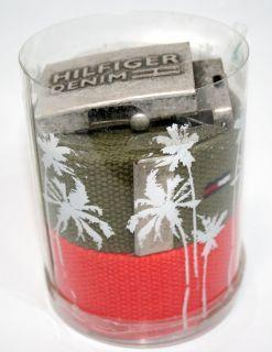 Tommy Hilfiger Damen Gürtel Set Gift Box 100 cm