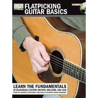 Flatpicking Guitar Basics (Acoustic Guitar Private Lessons)