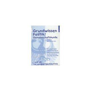 Grundwissen Politik / Gemeinschaftskunde, Lernkarten: Hans
