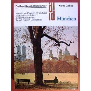 DuMont Kunst Reiseführer: München: Klaus Gallas: Bücher