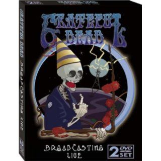 The Grateful Dead   Broadcasting Live [UK Import] The