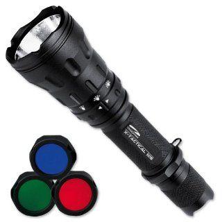 Litexpress X Tactical 105 schwarz, bis zu 550 Lumen mit 6 Modi