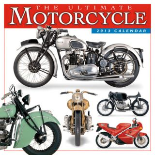 Ultimate Motorcycle    2013 12 Month Calendar Calendars