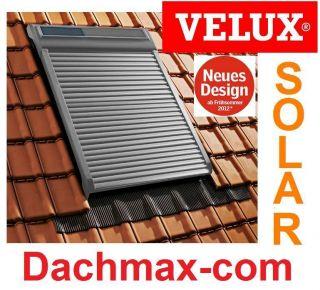 Original VELUX Solar   RollladenTyp SSL M06 (306) 78x118 cm Volet
