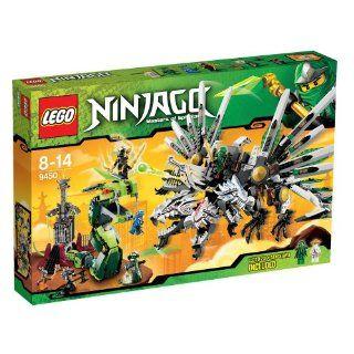 LEGO Ninjago 9450   Rückkehr des vierköpfigen Drachens