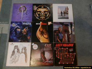 28 LP Rock (Pink Floyd, Dire Straits, Queen, Ozzy, Aerosmith, Beatles