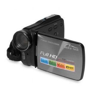 Media Tech Trinium HD digitaler Full HD Camcorder: