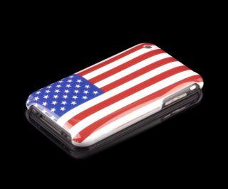 iPhone 3G 3GS United States USA Case Tasche Bumper Hülle Schutzhülle
