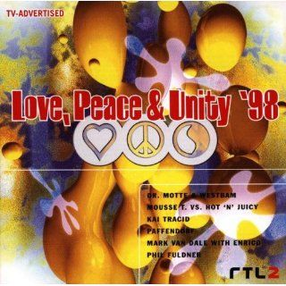 Love,Peace & Unity98 Musik