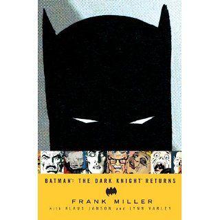 Batman The Dark Knight Returns eBook Frank Miller, Klaus Janson