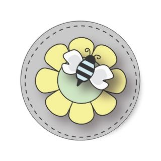 Happy Bee Family Couples Baby Shower for Boy Custom Announcements
