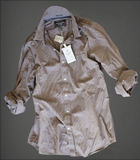 NEU %Abercrombie%Fitch button down classic hemd premium shirt