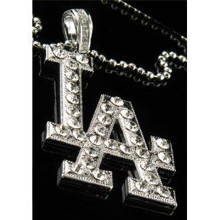 HIP HOP ICED LA LOS ANGELES KETTE 50 CENT SP168: Sport