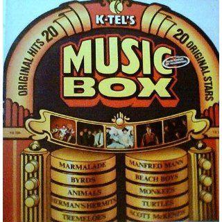 tels Music Box [Vinyl LP 1976] K tel TG 133 Soulfoul