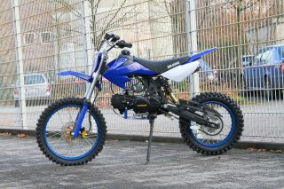 Cross Enduro Pit Dirt Bike Motorcross 125cc Vollcross 3