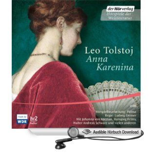 Anna Karenina (Hörbuch Download) Leo Tolstoi, Bodo Primus