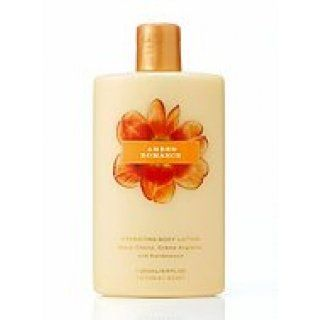 Victorias Secret Garden Amber Romance Body Lotion Drogerie