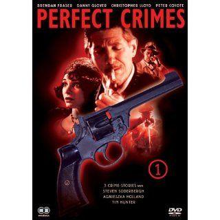 Perfect Crimes Vol. 1 Brendan Fraser, Peter Coyote, John