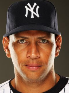 New York Yankees Photo Day, TAMPA, FL   FEBRUARY 23: Alex Rodriguez Photographic Print by Al Bello