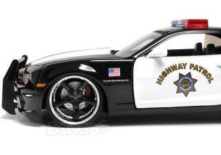 2010 Chevy Camaro SS POLICE 1:24 Scale Diecast Model