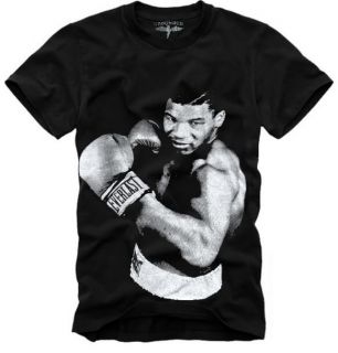 E1SYNDICATE T SHIRT IRON MIKE TYSON (L) BOXING BOXEN BK DGK DC FIGHT