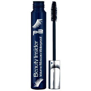 P2 Beauty Insider Volume Mascara Waterproof 010 extreme black, 12 ml