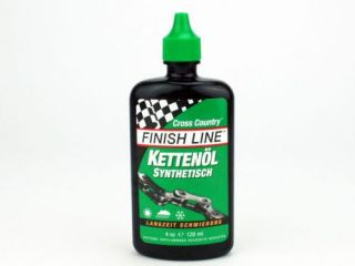 NEU Finish Line Cross Country Kettenoel 120ml perfekt fuer schlammige