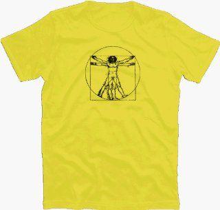 Der vitruvianische Mensch   Leonardo da Vinci T Shirt S XXL