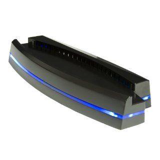 PlayStation 3 slim   Vertical Stand Standfuß und Ventilator