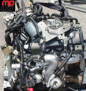 Nissan Pathfinder 2.5dCi R51 Motor YD25DDTi 174PS/171PS Engine
