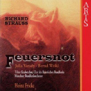 Richard Strauss Feuersnot (Gesamtaufnahme) Musik