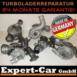 TURBOLADER REPARATUR NISSAN PICK UP 2 5 Di D22 98 kW 133 PS Turbo