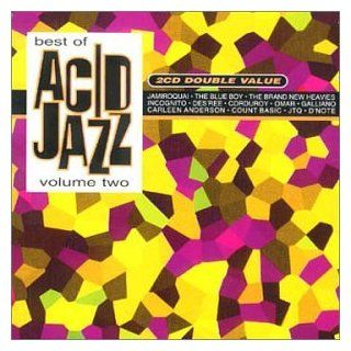Best of Acid Jazz Vol.2: Musik