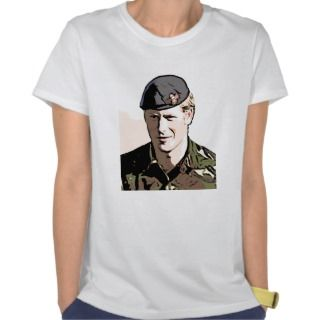 Prince Harry Tshirts