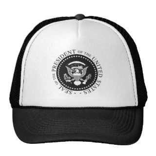 Seal Of The President Mesh Hats