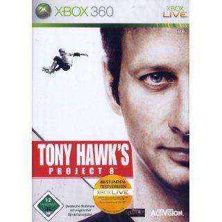 Tony Hawks Project 8 Games