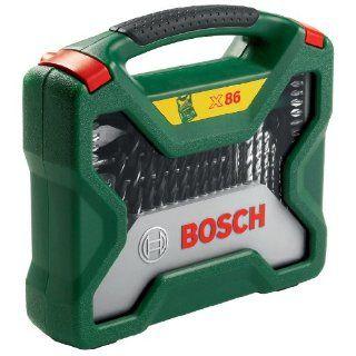 Bosch Zubehör 2607019601 86 teiliges X line Set Baumarkt