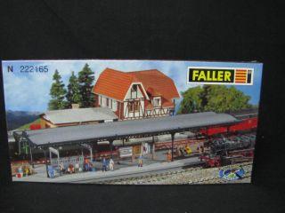 FALLER 222165 Bahnsteig NEU&OVP HA 141