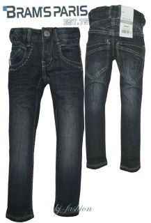 NEU Slim Fit Jeans GIRL Dark Blue WINNY ~BRAMS / TnD~
